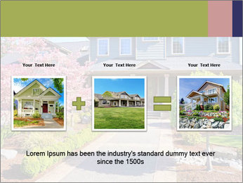 Lovely Cottage PowerPoint Templates - Slide 22