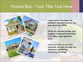 Lovely Cottage PowerPoint Templates - Slide 23