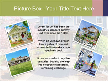 Lovely Cottage PowerPoint Templates - Slide 24