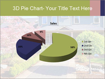 Lovely Cottage PowerPoint Templates - Slide 35