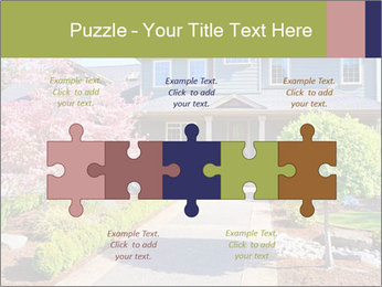 Lovely Cottage PowerPoint Templates - Slide 41