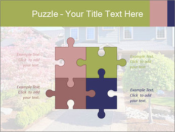 Lovely Cottage PowerPoint Templates - Slide 43