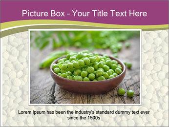Green Legume PowerPoint Templates - Slide 15