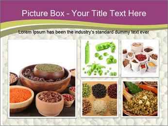 Green Legume PowerPoint Templates - Slide 19