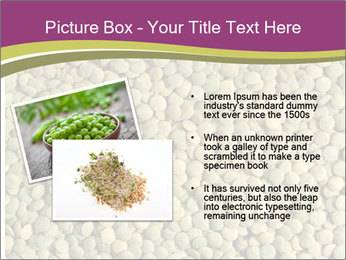 Green Legume PowerPoint Template - Slide 20