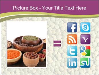 Green Legume PowerPoint Templates - Slide 21