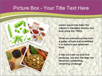 Green Legume PowerPoint Template - Slide 23
