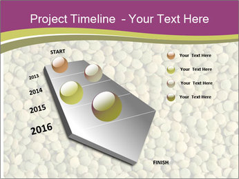 Green Legume PowerPoint Template - Slide 26