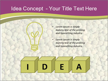 Green Legume PowerPoint Template - Slide 80