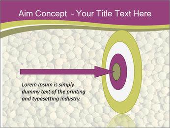 Green Legume PowerPoint Templates - Slide 83
