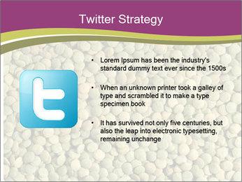 Green Legume PowerPoint Templates - Slide 9