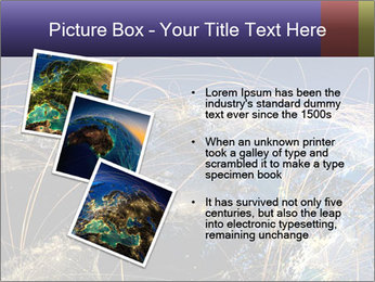 Continent Trajectory PowerPoint Template - Slide 17
