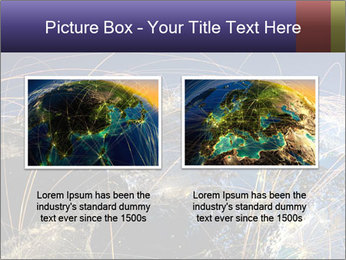 Continent Trajectory PowerPoint Template - Slide 18