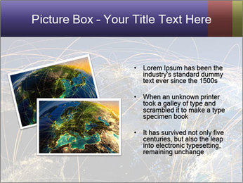 Continent Trajectory PowerPoint Template - Slide 20