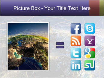 Continent Trajectory PowerPoint Template - Slide 21