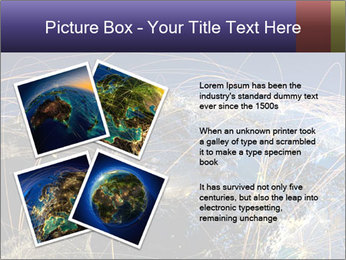 Continent Trajectory PowerPoint Template - Slide 23