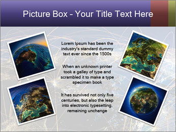 Continent Trajectory PowerPoint Template - Slide 24