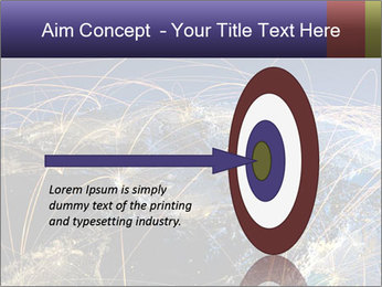 Continent Trajectory PowerPoint Template - Slide 83