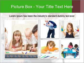 Young Woman Studying PowerPoint Templates - Slide 19