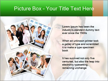Young And Successful People PowerPoint Templates - Slide 23