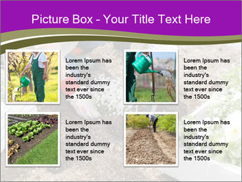 Lifestyle Of Gardener PowerPoint Template - Slide 14