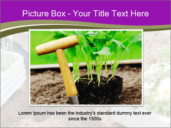 Lifestyle Of Gardener PowerPoint Templates - Slide 15
