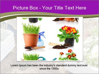 Lifestyle Of Gardener PowerPoint Templates - Slide 16