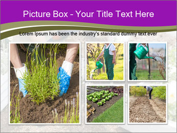 Lifestyle Of Gardener PowerPoint Templates - Slide 19