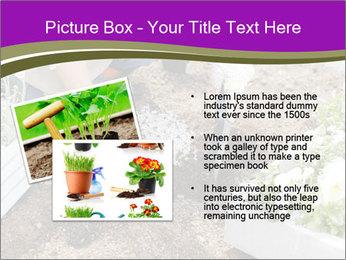 Lifestyle Of Gardener PowerPoint Templates - Slide 20