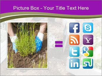 Lifestyle Of Gardener PowerPoint Templates - Slide 21