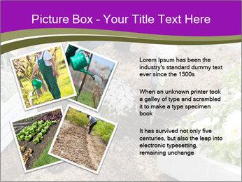 Lifestyle Of Gardener PowerPoint Template - Slide 23