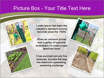 Lifestyle Of Gardener PowerPoint Templates - Slide 24