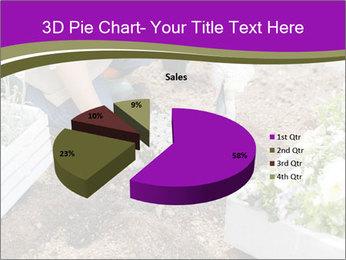 Lifestyle Of Gardener PowerPoint Templates - Slide 35