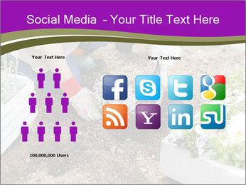 Lifestyle Of Gardener PowerPoint Templates - Slide 5