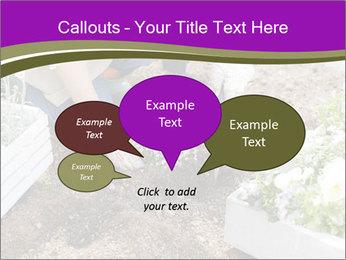 Lifestyle Of Gardener PowerPoint Templates - Slide 73