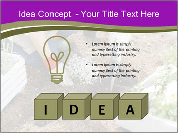 Lifestyle Of Gardener PowerPoint Templates - Slide 80