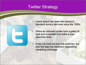 Lifestyle Of Gardener PowerPoint Templates - Slide 9