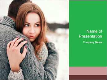 Feelings Expression PowerPoint Template - Slide 1