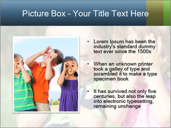 Happy Brother And Sister PowerPoint Template - Slide 13