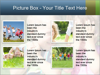 Happy Brother And Sister PowerPoint Template - Slide 14