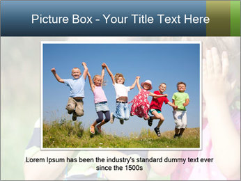 Happy Brother And Sister PowerPoint Template - Slide 15