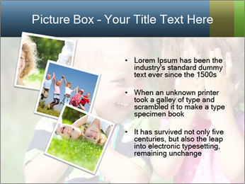Happy Brother And Sister PowerPoint Template - Slide 17