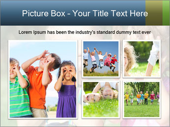 Happy Brother And Sister PowerPoint Template - Slide 19