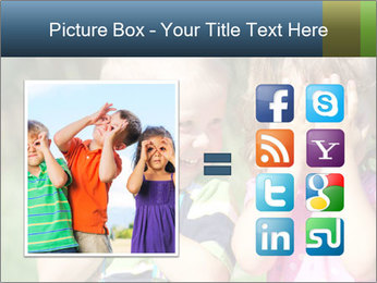 Happy Brother And Sister PowerPoint Template - Slide 21