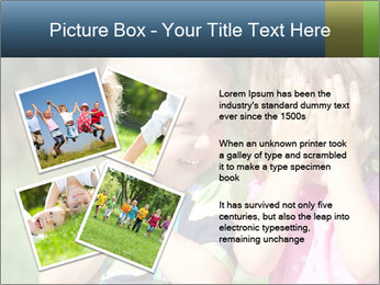 Happy Brother And Sister PowerPoint Template - Slide 23