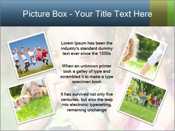 Happy Brother And Sister PowerPoint Template - Slide 24