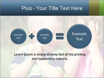 Happy Brother And Sister PowerPoint Template - Slide 75