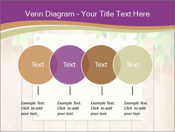 Cute Card On Wooden Board PowerPoint Templates - Slide 32