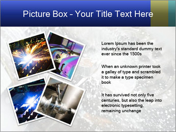Metal Industry PowerPoint Templates - Slide 23