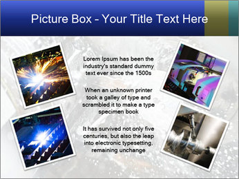 Metal Industry PowerPoint Templates - Slide 24